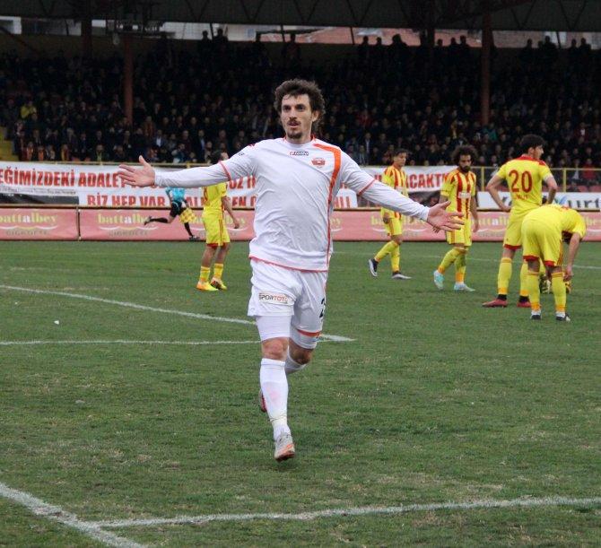 Adanaspor'da Ergin ve Ahmet sakatlandı