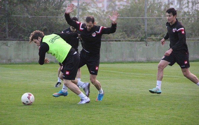 Lider Adanaspor Hazırlıklarını Sürdürüyor