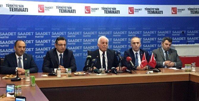 """Mustafa Kamalak: """"Suriye Bölünüp Parçalanırsa Sıra Türkiye'ye Gelecektir"""""""