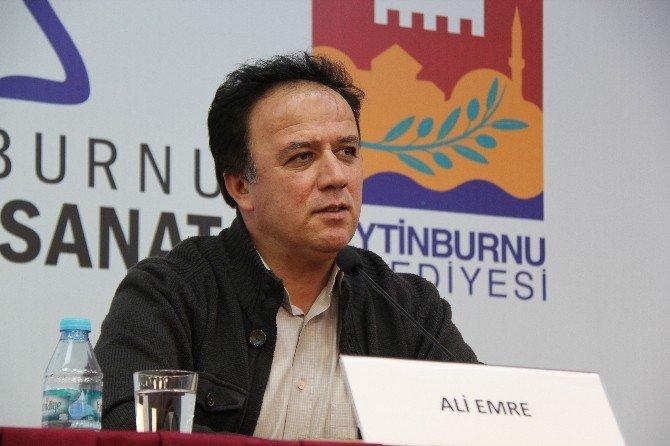 """Şair Ali Emre: """"90'Lar Şiiri Canlıydı Fakat Dağınıktı"""""""