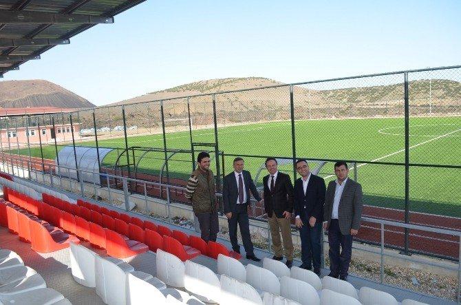 Kula'ya Tam Donanımlı Spor Kompleksi