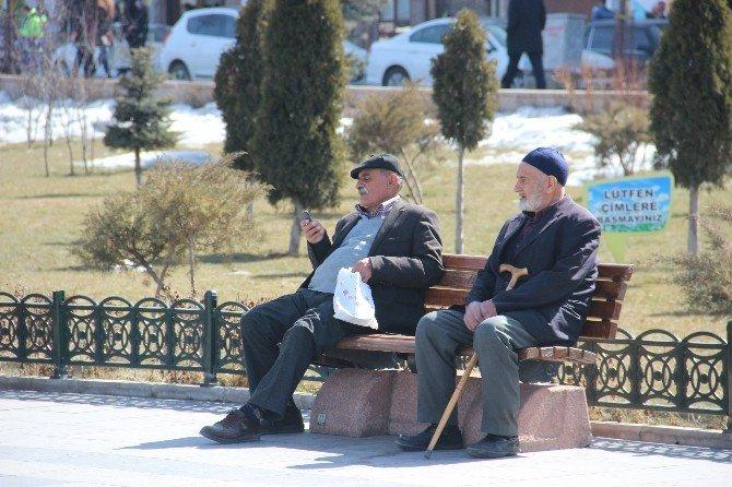 Erzurum'da Bahar Havası