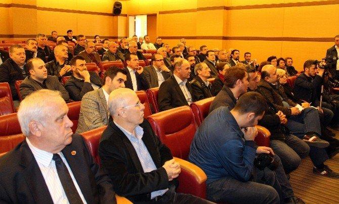 MHP Tekirdağ İl Teşkilatı Olağanüstü Kurultay İstiyor