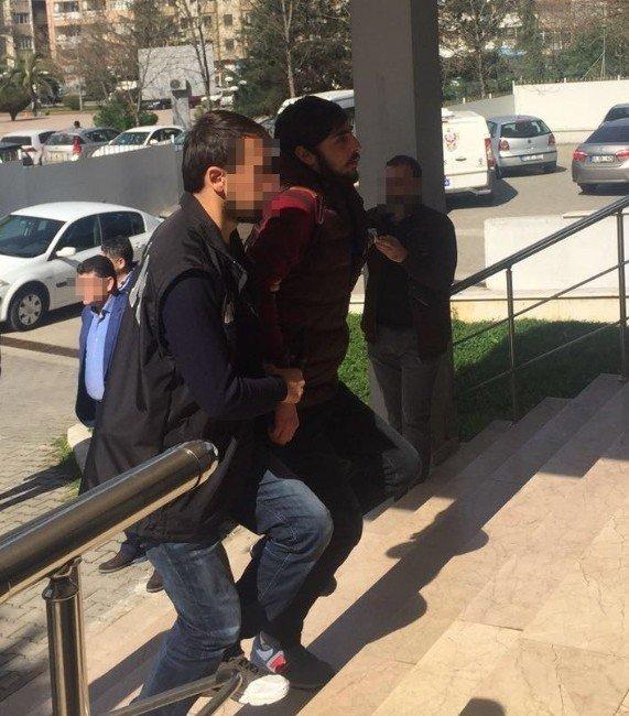Trabzon'da Polis Ve Jandarmadan Ortak Uyuşturucu Operasyonu