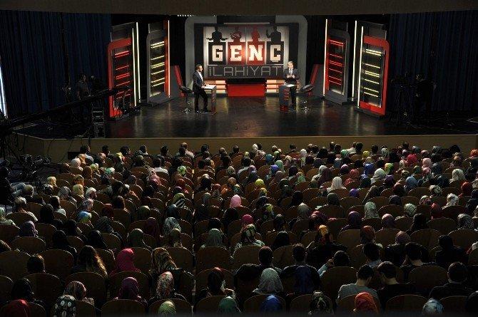 Genç İlahiyat Yeniden Bülent Ecevit Üniversitesi'nde Program Gerçekleştirdi
