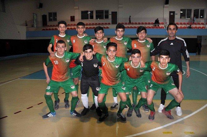 Kulüplerarası Futsal Ligi Adana'da Başladı