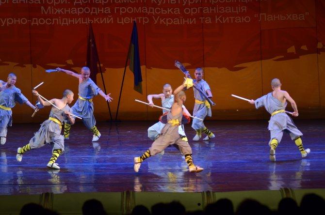 Çin'den Ukrayna'ya kültür çıkartması