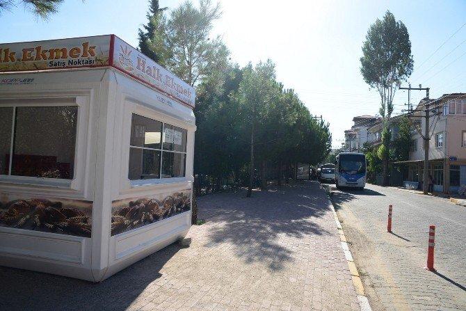 Uşak Halk Ekmek 2 Yılda 16 Satış Noktasına Ulaştı