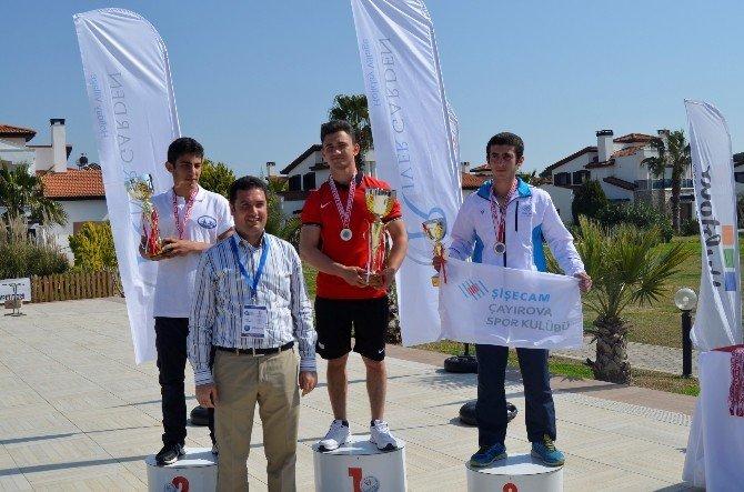 Adanalı Kanocular Uluslararası Yarıştan 7 Kupa İle Döndüler