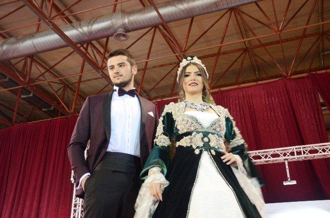 İdeal Ev Ve Evlilik Fuarı Gelinlik Defilesi İle Kapılarını Açtı