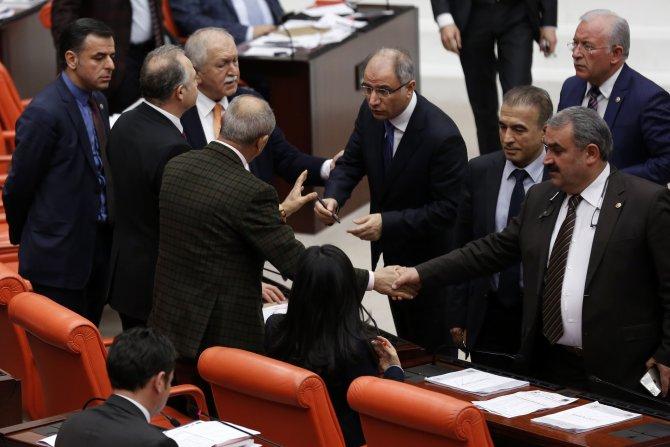 Meclis'teki 'Gezi' tartışması tansiyonu yükseltti