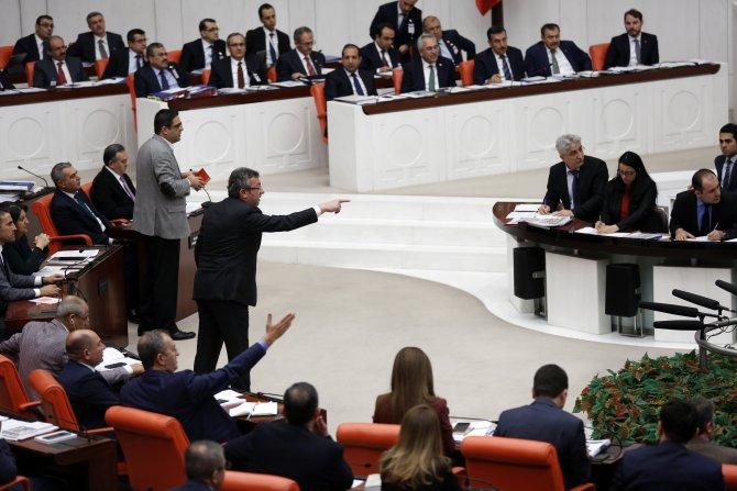 Meclis genel kurulunda 'Deli İbrahim' tartışması