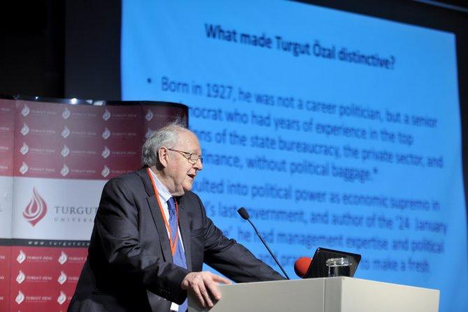 8. Cumhurbaşkanı Turgut Özal, adının verildiği üniversitede anıldı