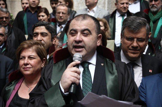 Avukatlardan Bölge İdare Mahkemesi Tepkisi