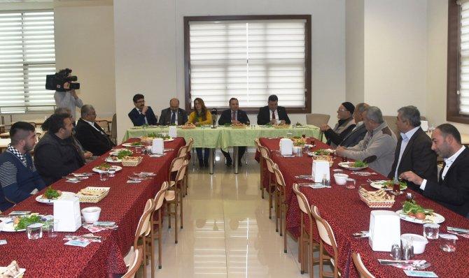 Başkan Uludağ, Yeşiltepe Mahallesi sakinlerini ağırladı