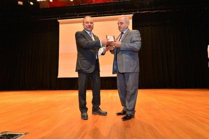 Prof. Dr. Şimşek'ten ''Sanayileşme Maceramız Ve Nuri Demirağ'' Konferansı