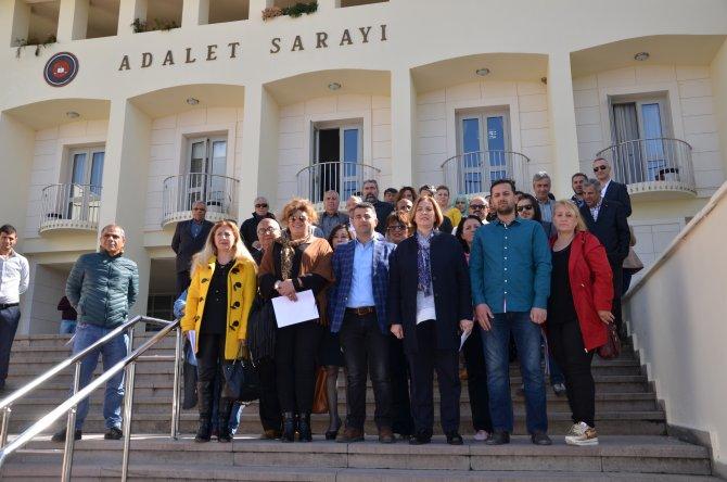 Bodrum'dan, Kılıçdaroğlu'na suç duyurusu