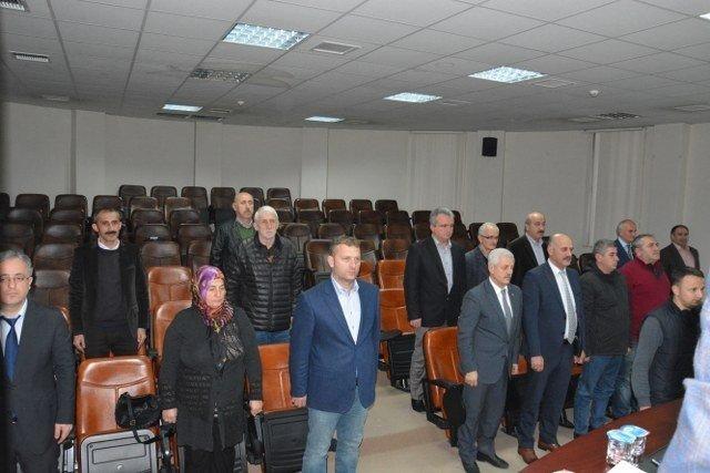 Akçakoca Belediye Meclisi Mart Ayı Toplantısı Yapıldı