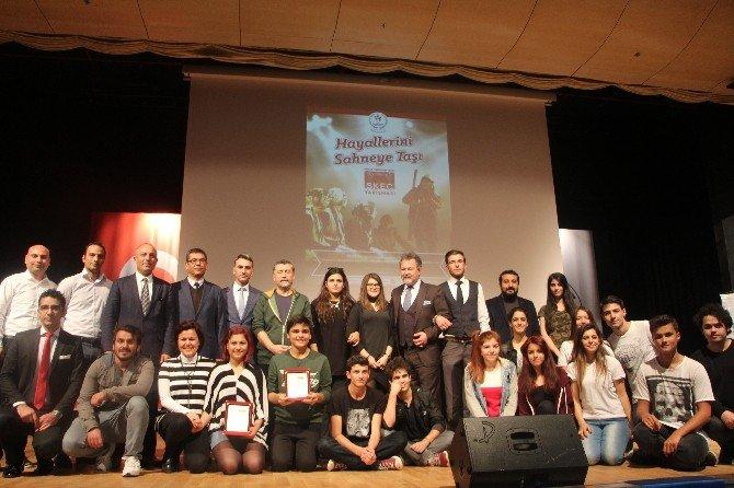 Antalya'da 'Sahne Sırası Sende' Skeç Yarışması