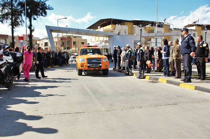 Aydın'da Hastanede Deprem Tatbikatı