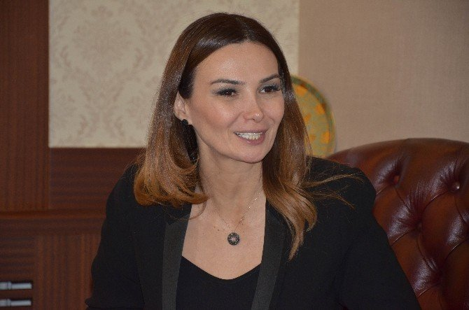 Azeri Vekilden Vali Tuna'ya Ziyaret