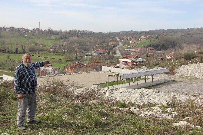 Köyün İçindeki Atış Poligonu Vatandaşları Korkutuyor