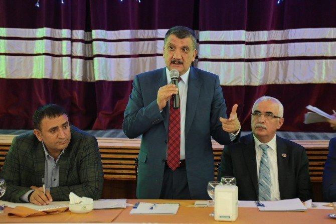 Malatya'da Teröre Ortak Tepki