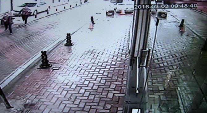 Kadın teröristler olay yerine 25 dakika önce gelmiş