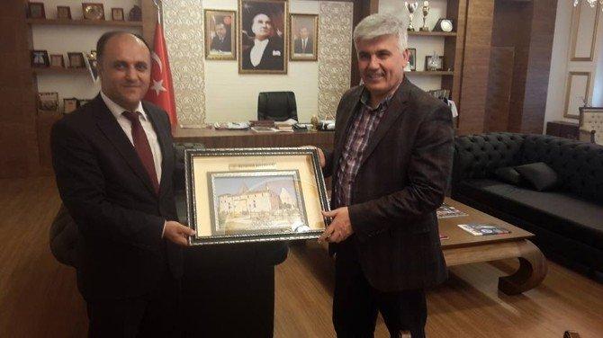 Başkan Özaltun'dan Antalya Ziyaretleri