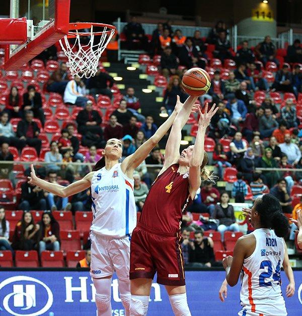 BGD: 56 - Galatasaray: 69