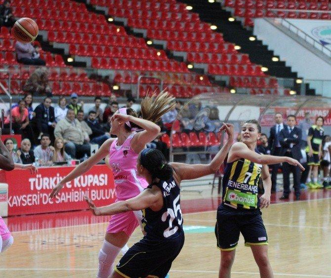 Bilyoner.com Kadınlar Basketbol Türkiye Kupası