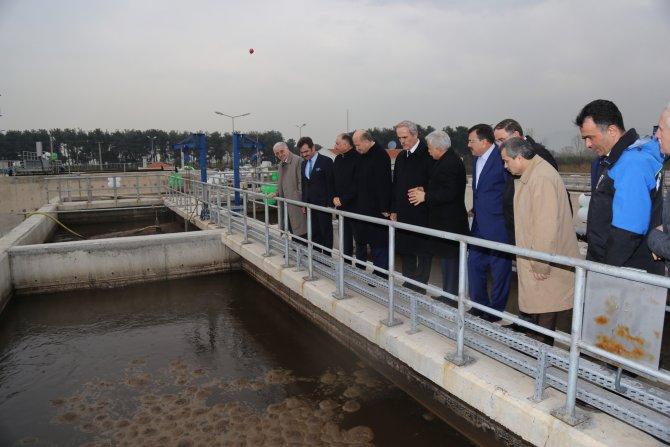 Orhangazi'ye Biyolojik Atıksu Arıtma Tesisi kuruldu