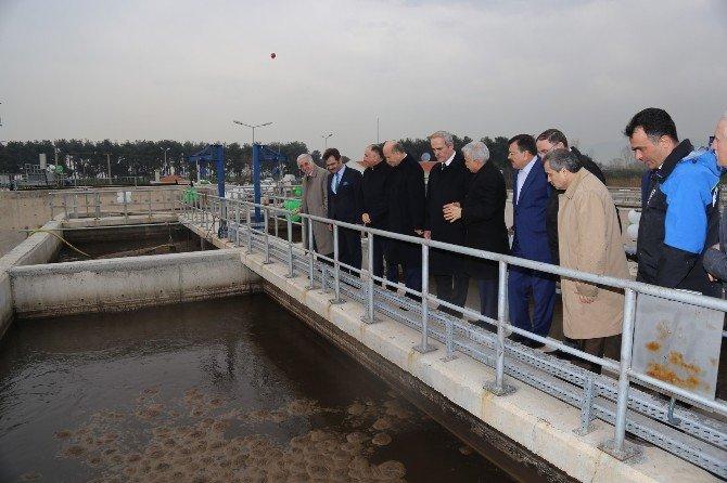 Büyükşehir'den Orhangazi'ye Hizmet Yağmuru