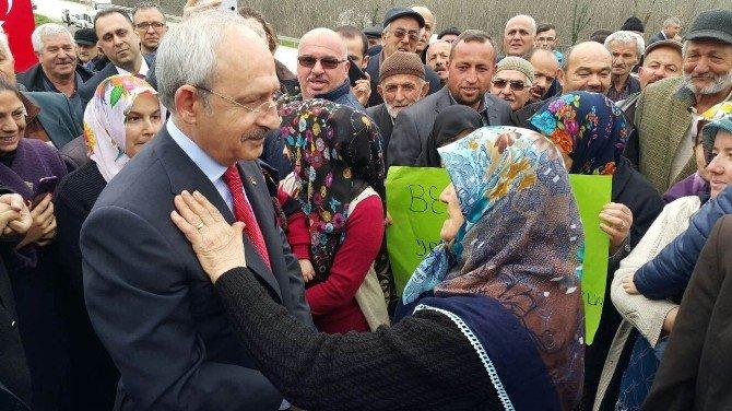 Kılıçdaroğlu'ndan Topbaş'a Çağrı