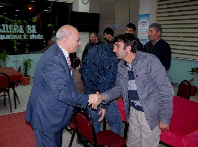 CHP'li Çakırözer'den Esağder'e Ziyaret