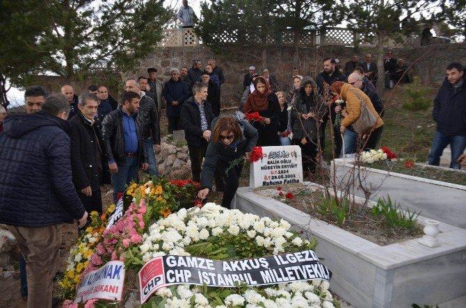 CHP'li Gamze Akkuş İlgezdi'nin Acı Günü