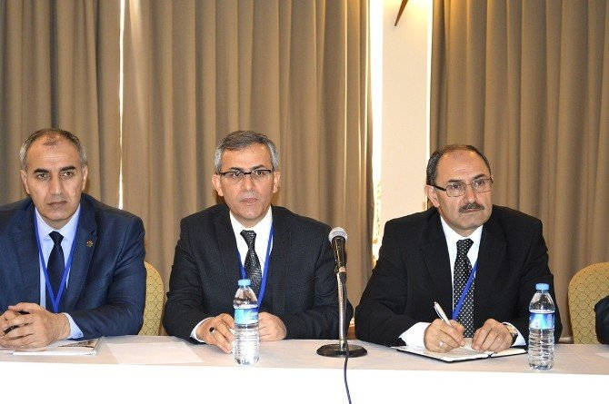 DAP Çalıştayı Erzurum'da Yapıldı