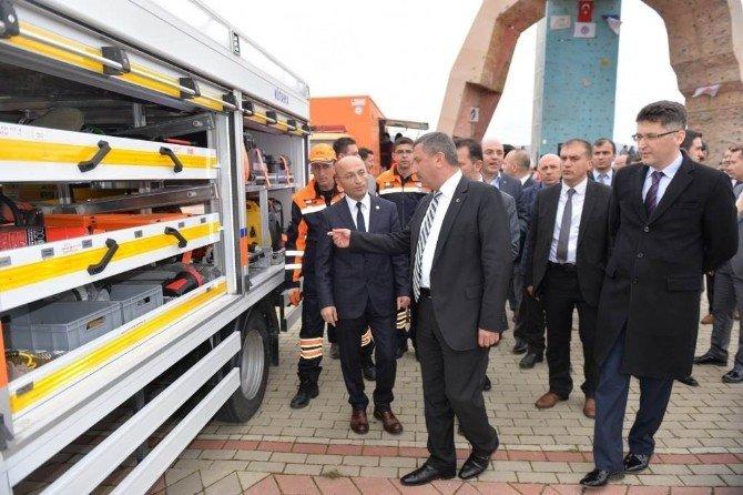 Kütahya'da Deprem Haftası Etkinliği