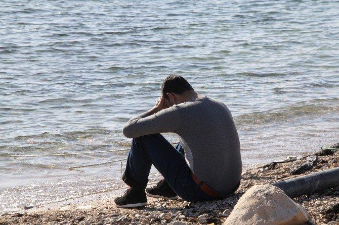Didim'de Göçmenler Umut Yolculuğu İçin Fırsat Kolluyor