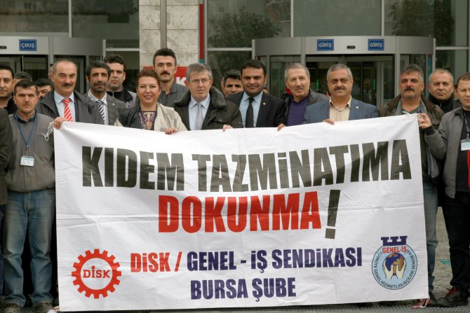 DİSK: Özel istihdam büroları köle pazarlarıdır