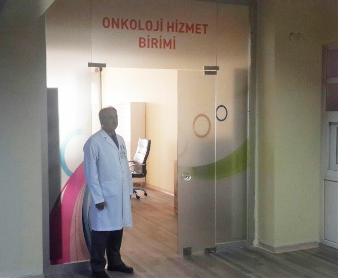 Keşan Devlet Hastanesi'nde Onkoloji Hizmet Birimi Tedaviye Başladı
