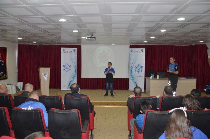 Toplum Destekli Polis'ten kitap okuma yarışması
