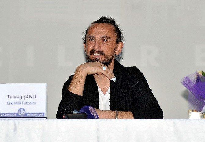 """Tuncay Şanlı: """"Sezon Sonunda Fenerbahçe'nin Şampiyon Olmasını İsterim"""""""