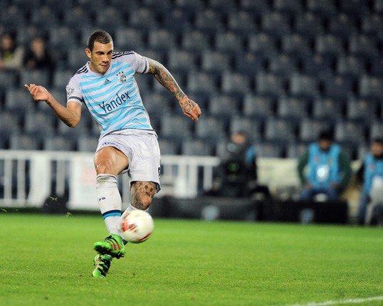 Fenerbahçe: 2 - Amed Sportif Faaliyetler: 0 (İlk yarı)