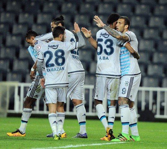 Fenerbahçe: 3 - Amed Sportif Faaliyetler: 1