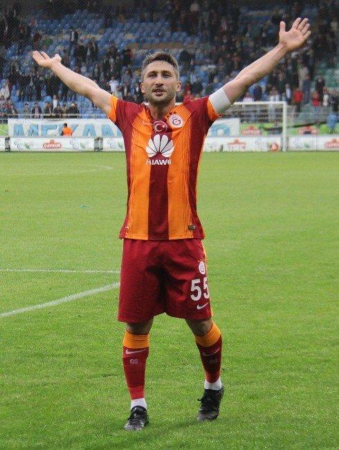 Sabri'den Galatasaray'a Kötü Haber