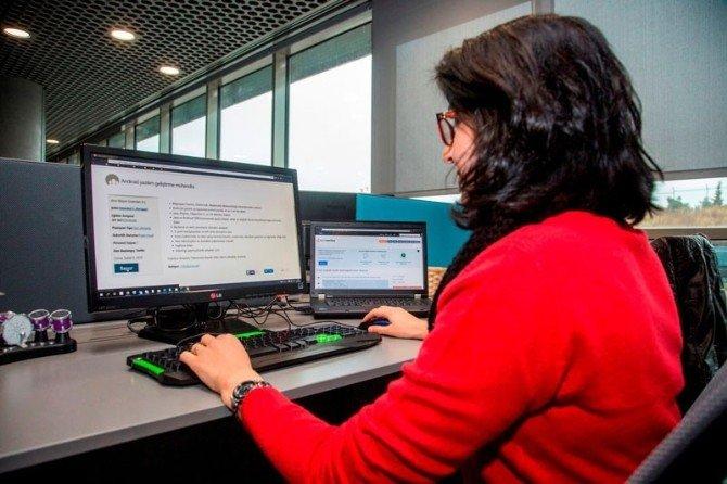'Geleceği Yazanlar' Web Sitesinde, İş İlanı Bölümü Açıldı