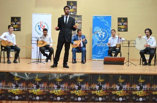 Sahne Sırası Sende Türk Müziği Yarışması