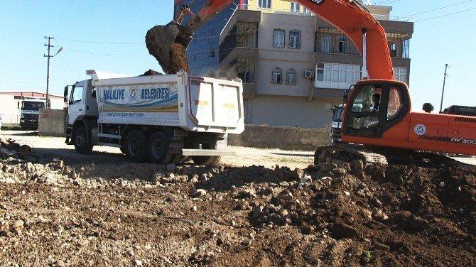 Haliliye Belediyesi Hizmette Kırsal Ve Merkez Ayrımı Yapmıyor