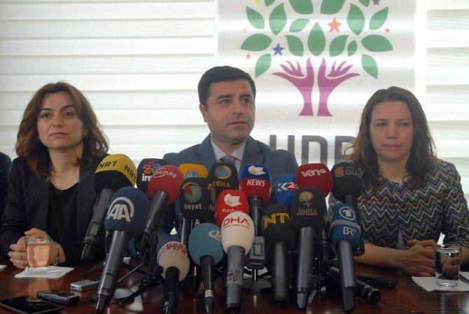 Demirtaş Diyarbakır'da
